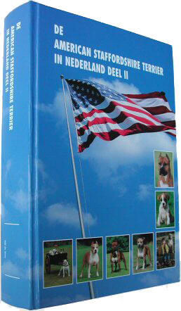 Literature the American Staffordshire Terrier in the Netherlands part II